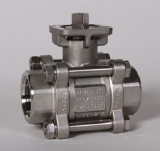 2-Way V-Ball Modulating Valve