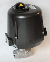 VR Series Electric Actuator with Ball Valve