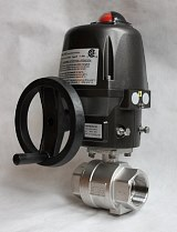 VS Series Electric Actuator with Ball Valve