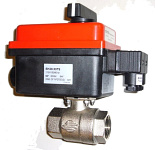 Valpes Control Systems, Valpes Electric Actuators