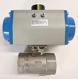 Pneumatic withStainless Steel Ball Valve